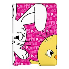 Easter bunny and chick  Samsung Galaxy Tab S (10.5 ) Hardshell Case