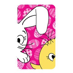 Easter bunny and chick  Memory Card Reader