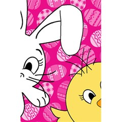 Easter bunny and chick  5.5  x 8.5  Notebooks
