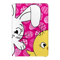Easter bunny and chick  Samsung Galaxy Tab Pro 10.1 Hardshell Case