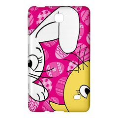 Easter Bunny And Chick  Samsung Galaxy Tab 4 (8 ) Hardshell Case