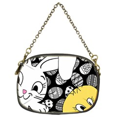 Easter bunny and chick  Chain Purses (Two Sides)