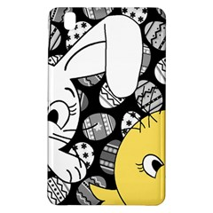 Easter bunny and chick  Samsung Galaxy Tab Pro 8.4 Hardshell Case