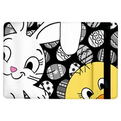 Easter bunny and chick  iPad Air Flip