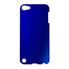 Blue Wallpaper With Rainbow Apple iPod Touch 5 Hardshell Case