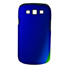 Blue Wallpaper With Rainbow Samsung Galaxy S Iii Classic Hardshell Case (pc+silicone)