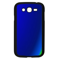 Blue Wallpaper With Rainbow Samsung Galaxy Grand Duos I9082 Case (black)