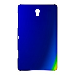 Blue Wallpaper With Rainbow Samsung Galaxy Tab S (8 4 ) Hardshell Case