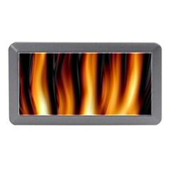 Dark Flame Pattern Memory Card Reader (mini)