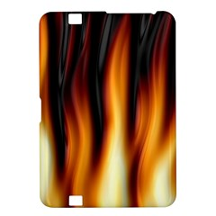 Dark Flame Pattern Kindle Fire HD 8.9