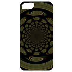 Dark Portal Fractal Esque Background Apple Iphone 5 Classic Hardshell Case