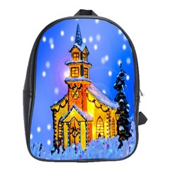 Winter Church School Bags(Large)