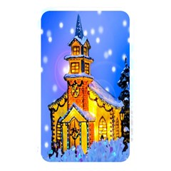 Winter Church Memory Card Reader