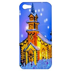 Winter Church Apple iPhone 5 Hardshell Case