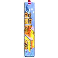 Winter Church Large Book Marks