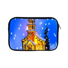 Winter Church Apple iPad Mini Zipper Cases