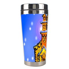 Winter Church Stainless Steel Travel Tumblers