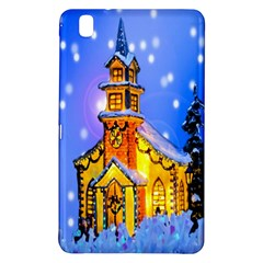 Winter Church Samsung Galaxy Tab Pro 8.4 Hardshell Case
