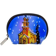 Winter Church Accessory Pouches (small)