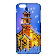 Winter Church Apple Iphone 6 Plus/6s Plus Hardshell Case