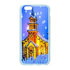 Winter Church Apple Seamless iPhone 6/6S Case (Color)