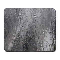 Water Drops Large Mousepads