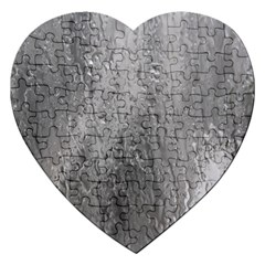 Water Drops Jigsaw Puzzle (Heart)