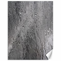 Water Drops Canvas 12  x 16