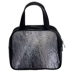 Water Drops Classic Handbags (2 Sides)