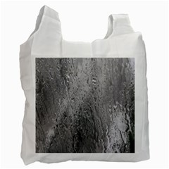Water Drops Recycle Bag (Two Side)