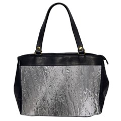 Water Drops Office Handbags (2 Sides)