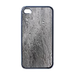 Water Drops Apple iPhone 4 Case (Black)