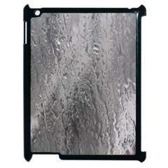 Water Drops Apple iPad 2 Case (Black)