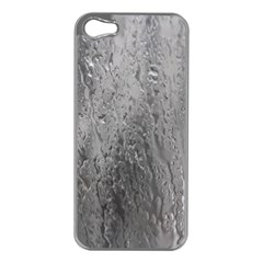 Water Drops Apple Iphone 5 Case (silver)
