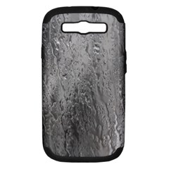 Water Drops Samsung Galaxy S Iii Hardshell Case (pc+silicone)