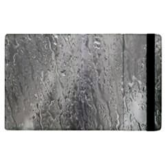 Water Drops Apple Ipad 3/4 Flip Case