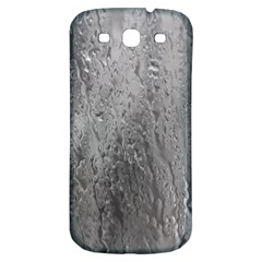 Water Drops Samsung Galaxy S3 S Iii Classic Hardshell Back Case