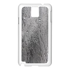 Water Drops Samsung Galaxy Note 3 N9005 Case (white)