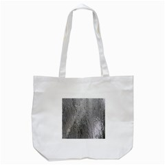 Water Drops Tote Bag (White)