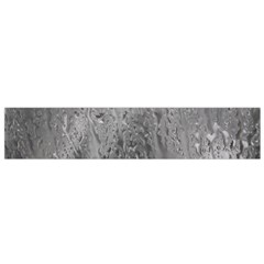 Water Drops Flano Scarf (Small)