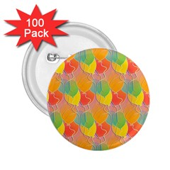 Birthday Balloons 2.25  Buttons (100 pack)