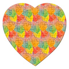 Birthday Balloons Jigsaw Puzzle (heart)