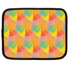 Birthday Balloons Netbook Case (Large)