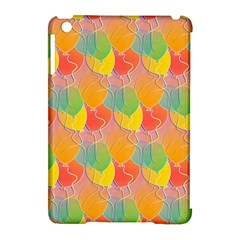 Birthday Balloons Apple Ipad Mini Hardshell Case (compatible With Smart Cover)