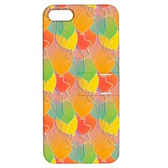 Birthday Balloons Apple Iphone 5 Hardshell Case With Stand