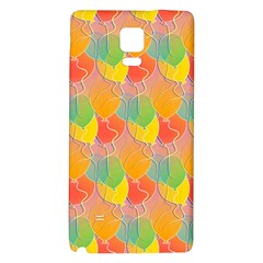 Birthday Balloons Galaxy Note 4 Back Case