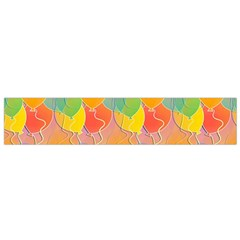 Birthday Balloons Flano Scarf (small)
