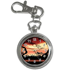 Autumn Song Autumn Spreading Its Wings All Around Key Chain Watches