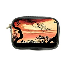 Autumn Song Autumn Spreading Its Wings All Around Coin Purse