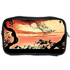 Autumn Song Autumn Spreading Its Wings All Around Toiletries Bags 2-Side